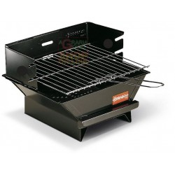 CHARCOAL FOR THE BARBECUE FERRABOLI MODEL MINIGRILL CM. 33 X 28