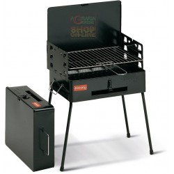 CHARCOAL FOR THE BARBECUE FERRABOLI MODEL PIC NIC CM. 52 X 28 X