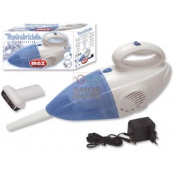MAX ASPIRABRICIOLE RECHARGEABLE