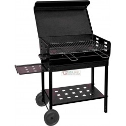 CHARCOAL FOR THE BARBECUE POLYPHEMUS ROBUST CM. 40x50x95h.