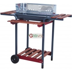 CHARCOAL FOR THE BARBECUE SUPER IDEA MOD. COMBI 65-35