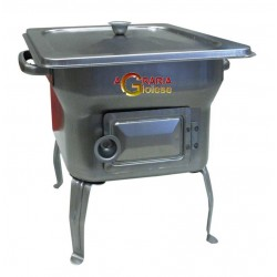 BARBECUE STOVE CHARCOAL SMALL MOD. PIC NIC