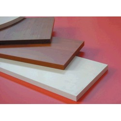 SHELF, SQUARE, WHITE CM. 100 X 20 X 1.8
