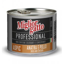 MIGLIORGATTO PROFESSIONAL ASPIC WITH DUCK AND CHICKEN GR. 200