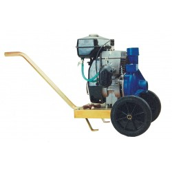 DIESEL ENGINE PUMP FOR IRRIGAZOIONE CM 90/1 CENTRIFUGE WITH THE