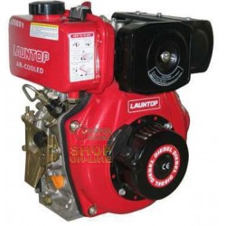 DIESEL ENGINE FOR MOTOCOLTICORE WITH TAPERED SHAFT CC. 418 HP.