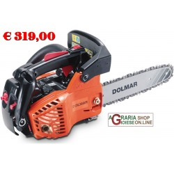 Chainsaw Dolmar PS311TH to sbrancare ideal for the pruning of