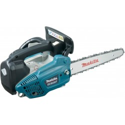 Chainsaw Makita DCS232TC by pruning sbrancare ultra lightweight