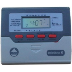 NAAN CONTROL UNIT FOR IRRIGATION 6 ZONE MP6