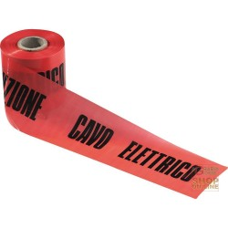 TAPE CAUTION ELECTRICAL CABLE