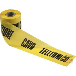 TAPE CAUTION TELEPHONE CABLE