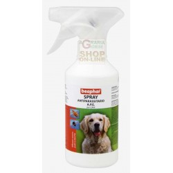 BEAPHAR SPRAY ANTRIPARASSITARIO A. P. E. FOR DOGS AGAINST TICKS