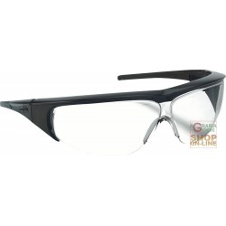 GLASSES MILLENNIA BLACK FRAME WITH LENSES, COLORLESS