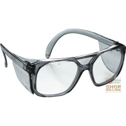 GLASSES BARLINE LENSES POLYCARBONATE TRANSPARENT ANTI-SCRATCH