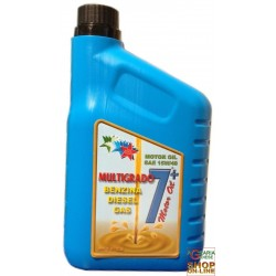 OIL 15W40 FOR PETROL ENGINE, DIESEL AND GAS-LT. 1