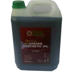 SYNTHETIC OIL 2-STROKE LT. 5 TECNOGARDEN