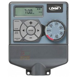 ORBIT CONTROL UNIT FOR IRRIGATION, 4 STATIONS