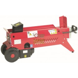 BELL LOG SPLITTER HORIZONTAL PROFESSIONAL FOUR TONS WOODY 40
