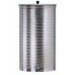 BELVIVERE CONTAINER IN STAINLESS STEEL 18/10 AISI 316 FOR FOOD