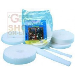 WEATHER STRIP SPONGE EMME-STIK, ADHESIVE ROLL, MT. 4 MM 30 H.