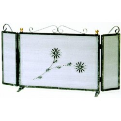 SPARK WROUGHT IRON WITH DOORS CM. 90X48H