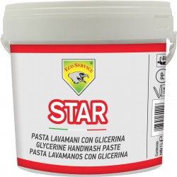 HAND WASHING PASTE WITH GLYCERINE, FRAGRANT LEMON STAR LT. 4