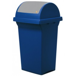 DUSTBIN TOGGLE BLUE TATA LT. 50