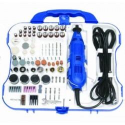 BEST QUALITY DRILL AND MULTI-TOOL CASE KIT 165 ACCESSORIES