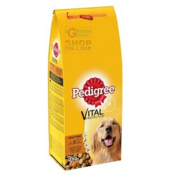 PEDIGREE DRY FOOD FOR DOGS DRY ADULT WITH CHICKEN, VEGETABLES