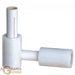 STRETCH FILM FILM CM.12,5x150 ml. WITH HANDLE