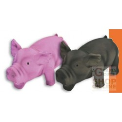 PET TRIBE PIG IN A LATEX TOWARD LIMITED CM. 15