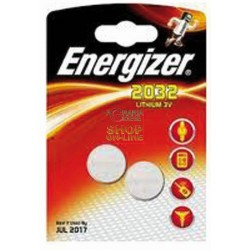 BATTERIES ENERGIZER SPECIAL LITHIUM 3V 2PCS 2032