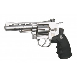 GUN CO2 AIRSOFT DAN WESSON 4 INCH REVOLVER CALIBER, MM 6 JOULES