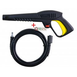 GUN FOR PRESSURE WASHER WORKING REPLACEMENT WITH