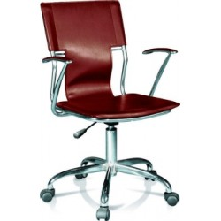EXECUTIVE CHAIR DELTA BORDEAUX