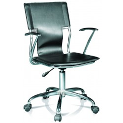 EXECUTIVE CHAIR DELTA BLACK