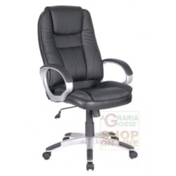 EXECUTIVE CHAIR MOD. 1426 COLOR-BLACK