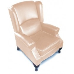 CHAIR RECLINER MOD. CRITIAS CREAM
