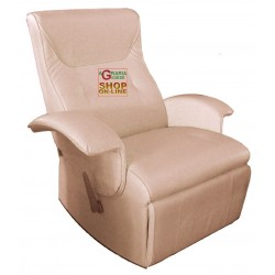 CHAIR RECLINER MOD. SONIA SAND 013