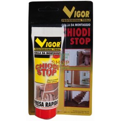 ADHESIVE FORCE OF NAILS-STOP WHITE-G TUBE. 100