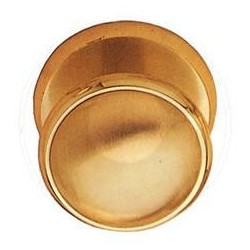 KNOB FOR DOORS SATIN GOLD MM 70