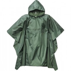 PONCHO WATERPROOF NIAGARA GREEN