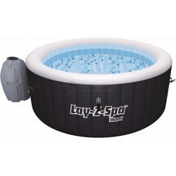 BESTWAY 54123 LAY-Z-SPA MIAMI SWIMMING POOL WITH JACUZZI FOR