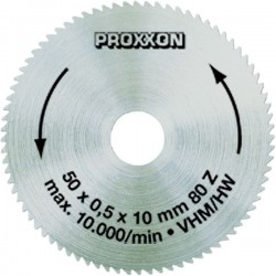 PROXXON 28014 BLADE FOR WOOD MM. 58