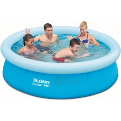 BESTWAY 57252 POOL AUTOPORTANTE FAST SET CM. 198X51h.