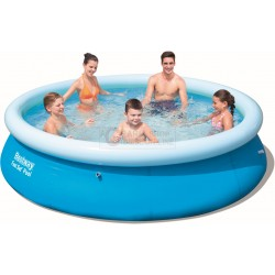BESTWAY 57266 POOL AUTOPORTANTE FAST SET CM.305x76h.