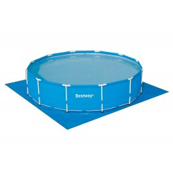 BESTWAY 58002 TELO TAPPETINO BASE SOTTO PISCINE CM. 366