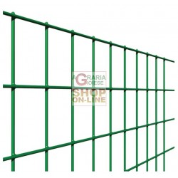 Electro WELDED mesh PLASTIC coated 50X75 H. 150 MM 2