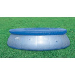 BESTWAY 58073 CLOTH TOP POOL COVER, INFLATABLE, DIAM. CM.549