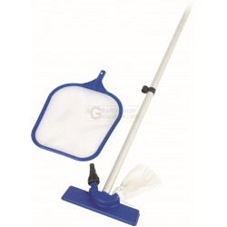 BESTWAY 58098 CLEANING KIT FOR SWIMMING POOL SIMPLE DIAMETER